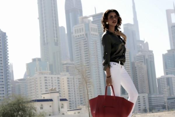 Celine, Dubai Blogger