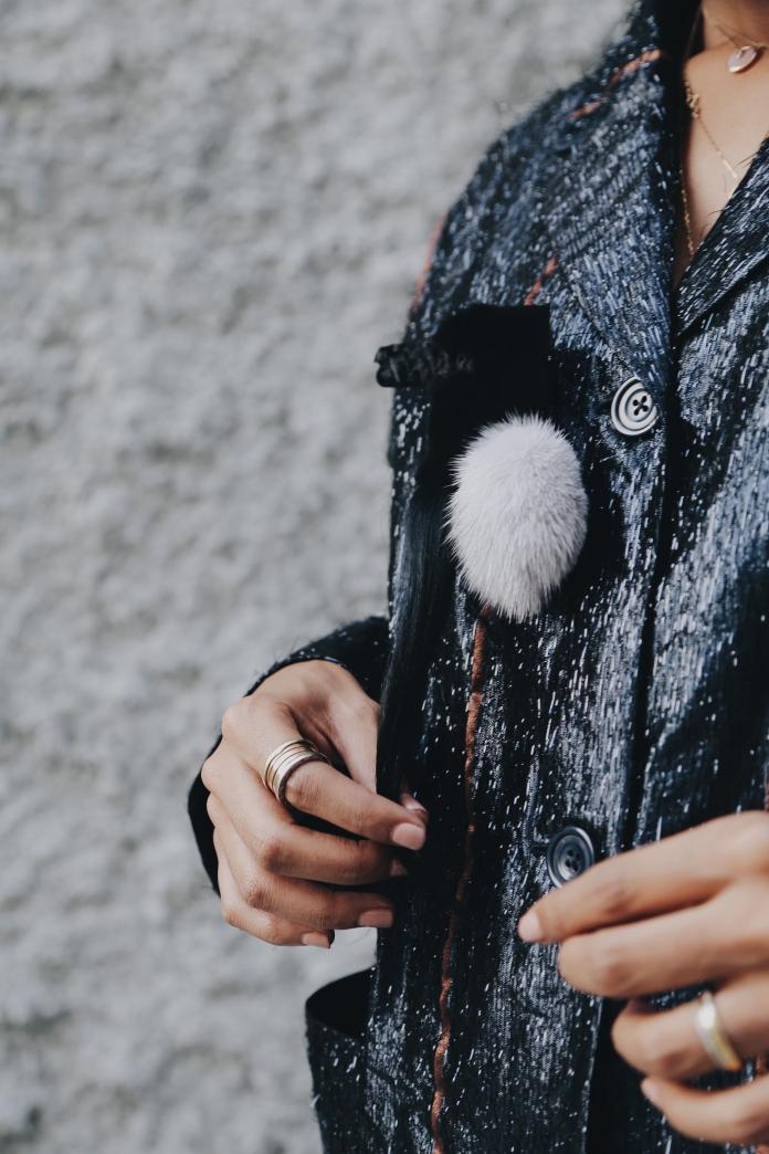 Copenhagen Fur x Noon By Nour